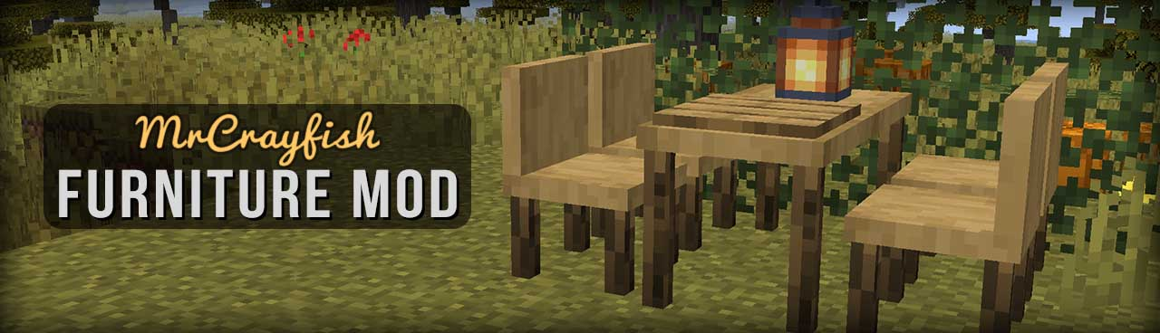 Furniture mod for In mod furniture